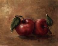 Vineyard Blessings-Winesap Apple Art