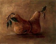 Vineyard Blessings-Bosc Pears Art