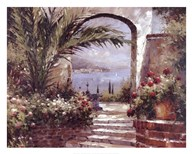 Rose Arch Art