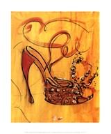 Sassy Sarah Shoe  Fine Art Print