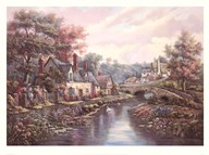 Valley Of The River Beck  Fine Art Print