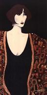 Gilded Robe  Fine Art Print