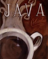 Java Columbia Art