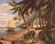 Key West Hideaway Art