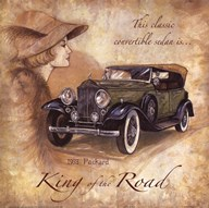 King Of The Road  Fine Art Print