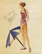 Bathing Beauty Art