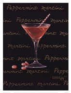 Peppermint Martini  Fine Art Print