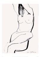 Nude 3  Fine Art Print
