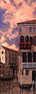 Venice Sunset I Art