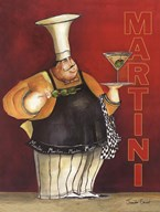 Martini For You Art