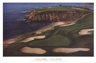 Course On The Cliffs Art