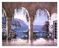 Mediterranean Arch Art