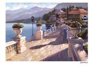 Vista Riviera  Fine Art Print