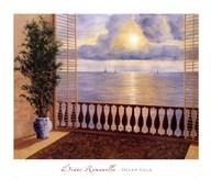 Ocean Villa  Fine Art Print