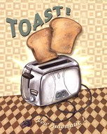 Nifty Fifties - Toast