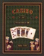 Texas Hold 'Em Art