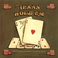 Texas Hold Em - Special  Fine Art Print