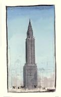 World Landmark New York  Fine Art Print