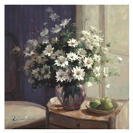 Marguerites Et Pommes Vertes