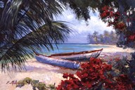 Tropical Hideaway Art