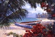 Tropical Hideaway  Fine Art Print