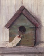 Birdhouse Art
