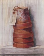 Terracotta Pots Art