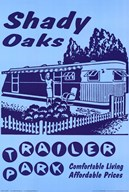 Retro-Shady Oaks Trailer Park