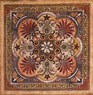 Italian Tile I  Fine Art Print