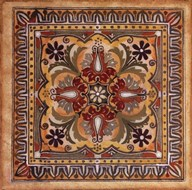 Italian Tile II Art