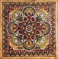 Italian Tile III Art