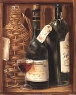 Wine Cabinet III Art