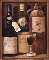 Wine Cabinet IV Art