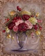Elegant Centerpiece II  Fine Art Print