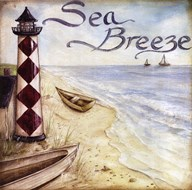 Sea Breeze  Fine Art Print
