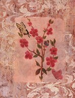 Butterflies And Blossoms III
