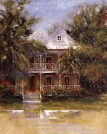 Keywest Cottage I Art