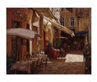 Cafe De Provence Art