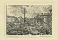 Piranesi View Of Rome V