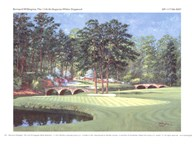 The 11th At Augusta - White Dogwood