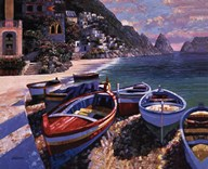 Capri Cove  Fine Art Print