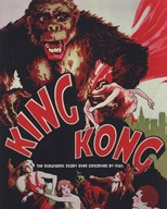 King Kong - Strangest Story  Wall Poster