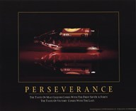 Perseverance - 40 Oz  Wall Poster