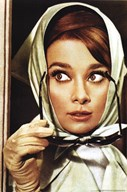 Audrey Hepburn - Color  Wall Poster