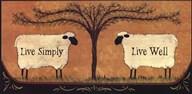 Life Rules  Fine Art Print