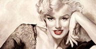 Marilyn Monroe - In Your Eyes Art