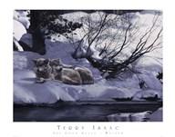 The Good Place-Wolves  Fine Art Print