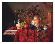 Tavola Di Capri  Fine Art Print