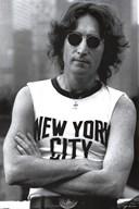 John Lennon - NYC  Wall Poster