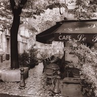 Cafe, Aix-En-Provence Art
